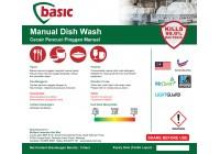 McQwin Basic Manual Dish Wash