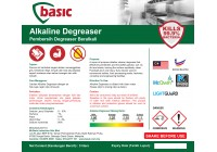 McQwin Basic Alkaline Degreaser Cleaner