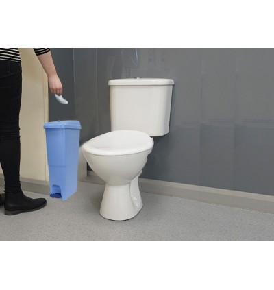 Sanitary Bin - Sky Blue