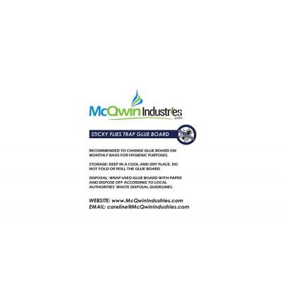 Original McQwin Sticky Glueboard - KOMODO