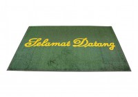 4ft x 6ft - Message Mat with Selamat Datang