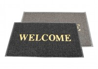 2ft x 3ft - Coil Mat with Welcome
