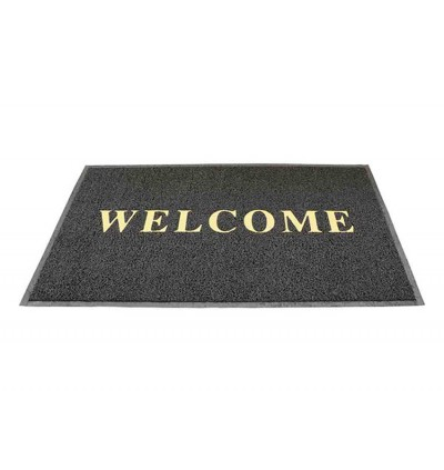 3ft x 5ft - Coil Mat with Welcome