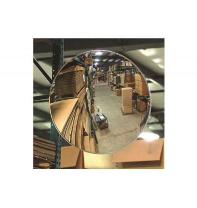 "Acrylic Safety Mirror - Crystal Indoor 36"""