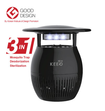 KEE-O Mosclean IH1 VIOLED LED Mosquito Trap