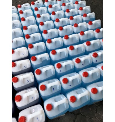McQwin Basic Alcohol Based Liquid Hand Sanitizer