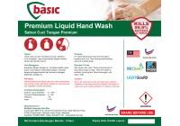 McQwin Basic Premium Liquid Hand Wash / Hand Soap