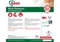 McQwin Basic Body Shampoo / Body Wash / Shower Gel