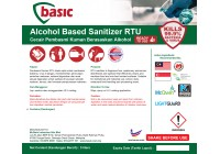 McQwin Basic Alcohol Based Surface Disinfectant RTU