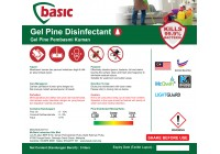 McQwin Basic Gel Pine Disinfectant