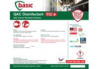 McQwin Basic QAC Liquid Disinfectant RTU