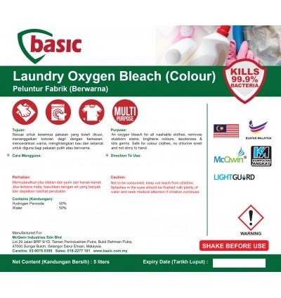 McQwin Basic Laundry Oxygen Bleach