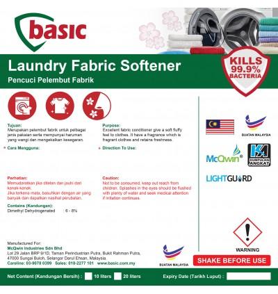 McQwin Basic Laundry Fabric Softener