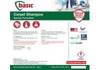 McQwin Basic Carpet Shampoo (Low Foam)