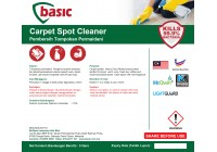 McQwin Basic Carpet Spot Cleaner / Remover