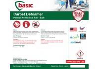 McQwin Basic Carpet Defoamer (Anti-Foam)