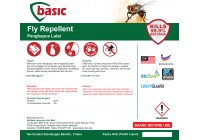 McQwin Basic Fly Repellent & Disinfectant