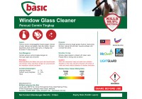 McQwin Basic Window Glass Cleaner
