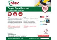 McQwin Basic Carpet Gum Remover