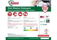 McQwin Basic Dishwasher Detergent