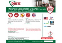 McQwin Basic Kitchen Equipment Cleaner (Food Safe)