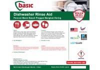 McQwin Basic Dishwasher Rinse Aid