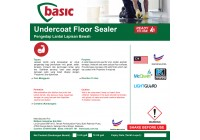 McQwin Basic Undercoat Floor Sealer