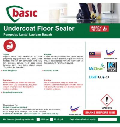 McQwin Basic Undercoat Floor Sealer