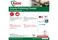 McQwin Basic Granite Polishing Powder