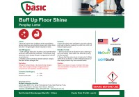 McQwin Basic Buff Up Floor Shine