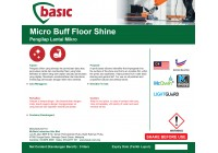 McQwin Basic Micro Buff Floor Shine