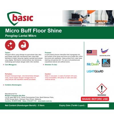 McQwin Basic Micro Buff Floor Shine
