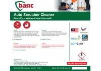 McQwin Basic Auto Scrubber Cleaner