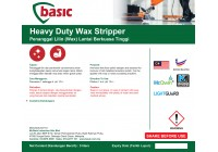 McQwin Basic Heavy Duty Wax Stripper