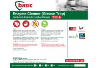 McQwin Basic Enzyme Cleaner (Grease Trap) - 5L